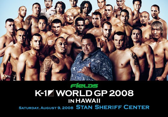 K-1 World GP in Hawaii 2008 | atypicalLIVING.com