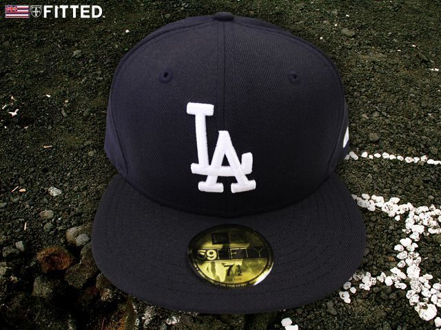 NEW! Fitted Hawaii Los Angeles Dodgers Quickstrike  29c9e43bc4a